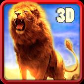 Life of A Lion 3D