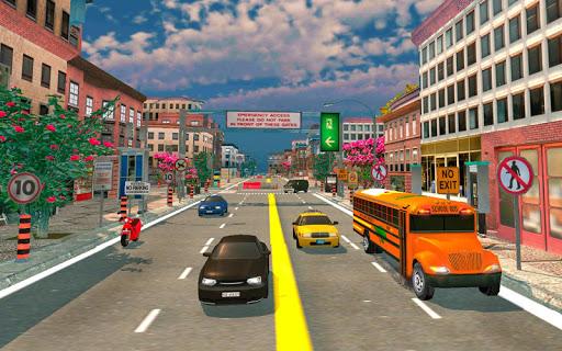 SMA Bus Driving 3D 1.2.9 screenshots 8