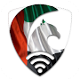 UAE Eagel VPN and Proxy Over DNS PRO APK icon