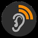 PodListen - free podcast app icon
