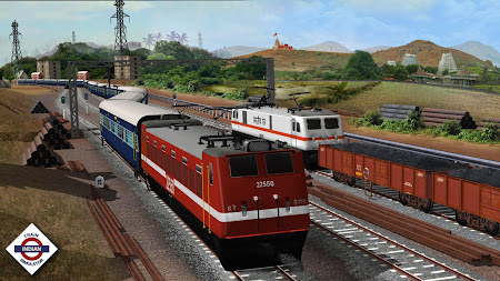 Indian Train Simulator 1.7.2 screenshot 2081437