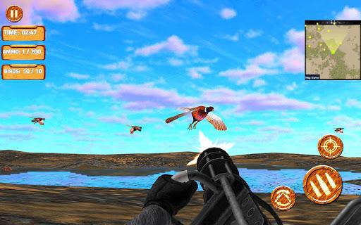 Pheasant Shooter: Crossbow Birds Hunting FPS Games screenshots 5