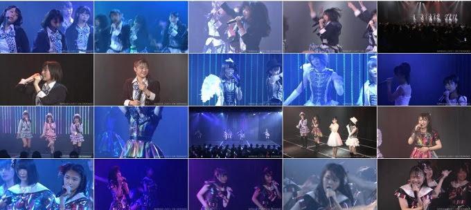 180926 NMB48 山本彩プロデュース 公演 初日 Live 720p