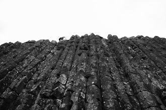 Photo: Basalt Columns