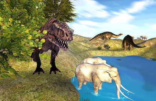 恐龙T-REX模拟器