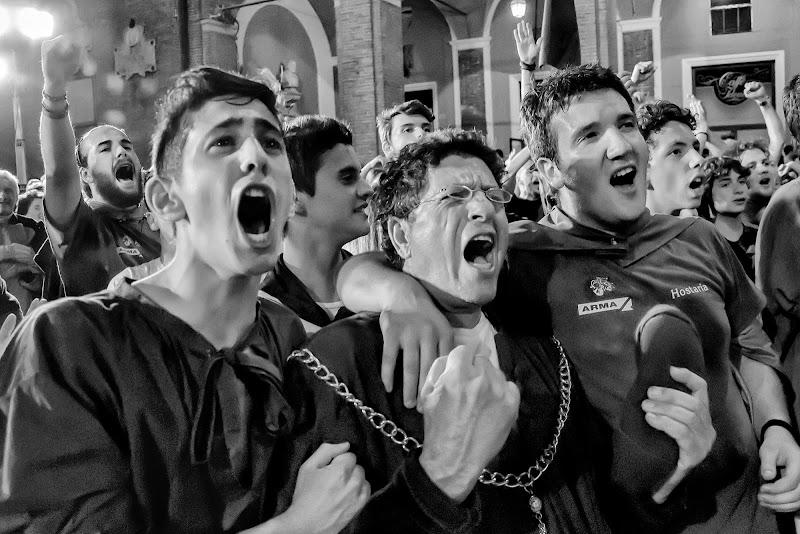 L'urlo della vittoria di giuliobrega