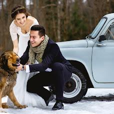 Wedding photographer Evgeniy Petrunin (petrunine). Photo of 02.12.2016