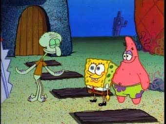 SpongeBob 129/Karate Choppers