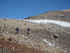 Photo: On the way at 5700m