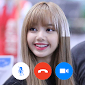Lisa Blackpink - Video Call Prank icon