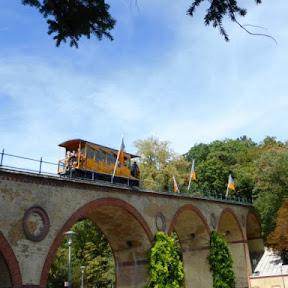 世界的にも珍しい、水を使って動く鉄道!フランクフルト近郊ヴィースバーデンの「ネロベルク鉄道」