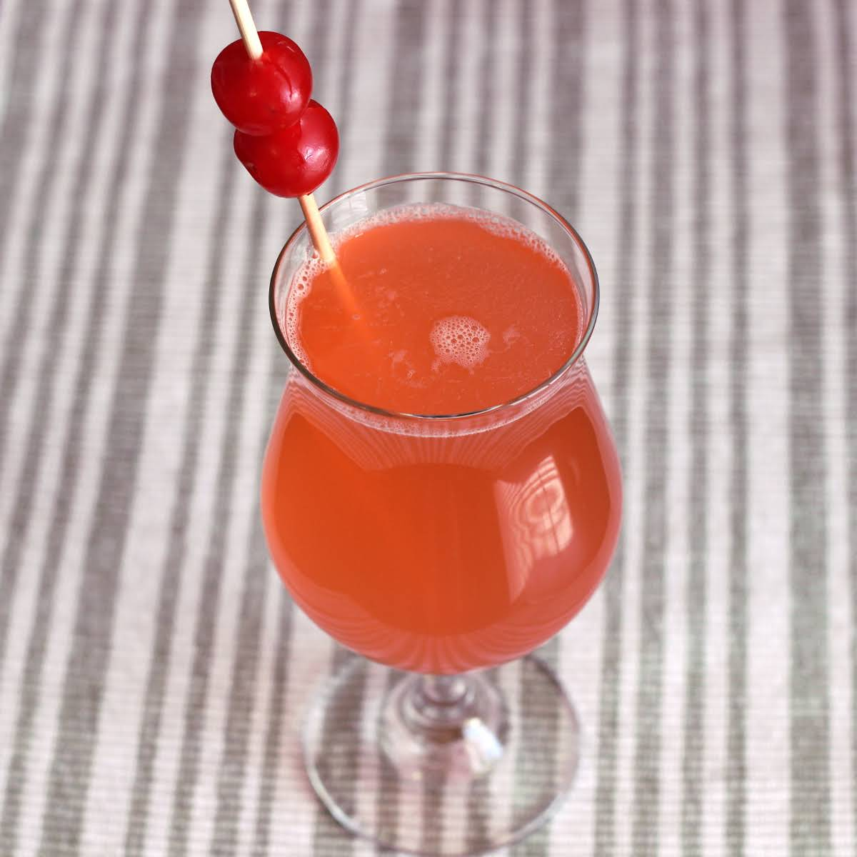 10 Best Ruby Red Vodka Drinks Recipes