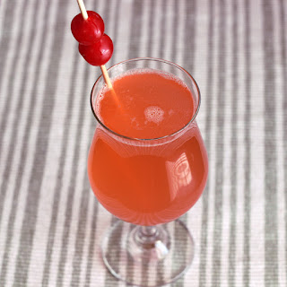 Ruby Red Drink.