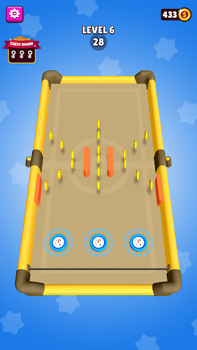 Sling Puck 3D Challenge 1.0.714 screenshots 5