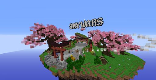 skyblock mod mcpe screenshot 2