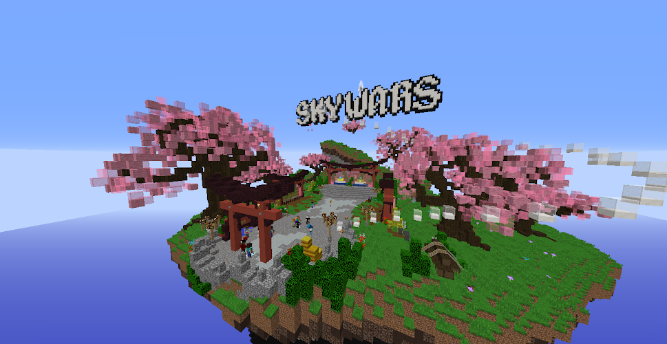 Download Skywars Map for MCPE APK latest version App by
