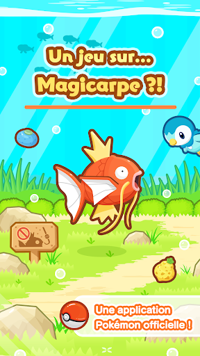 Code Triche Poku00e9mon : Magicarpe Jump APK MOD screenshots 1