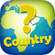 Guess the Country - 4 Pics 1 Word