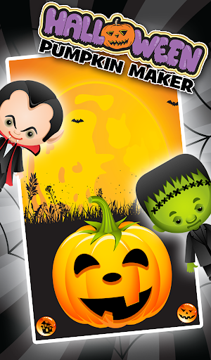 Halloween Pumpkin Maker