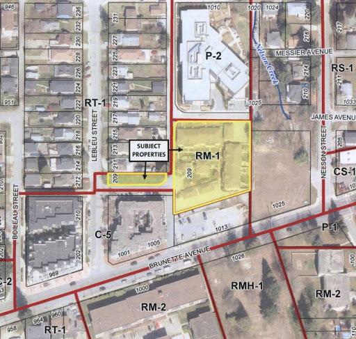 123 Condo Units Proposed for Maillardville Site