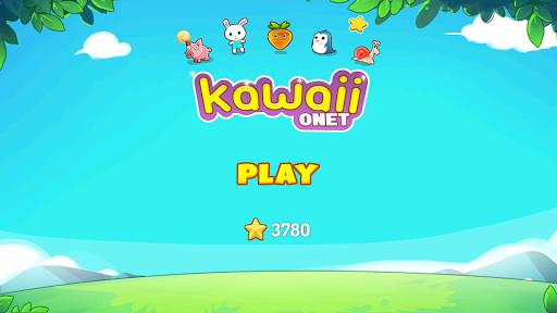 Kawaii Onet - Free Connect Animals 2020 apktram screenshots 1