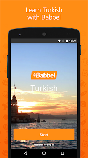 Learn Turkish with Babbel- screenshot thumbnail