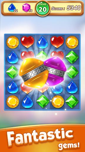 Jewel & Gem Blast - Match 3 Puzzle Game 2.4.1 Screenshots 4