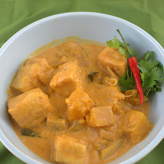 Thai Pumpkin Curry Recipe