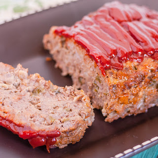Homestyle Meatloaf.