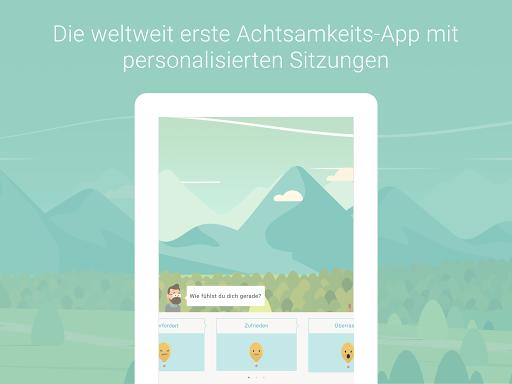 Ease: Personalisierte Achtsamkeit und Meditation 1.0.23 screenshots 8
