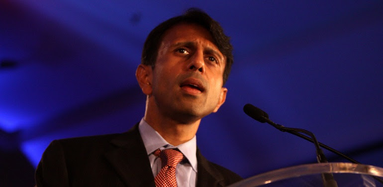 "There is nothing wrong with Jindal wanting to give up his ""Indian roots"". He wasn't even born in India! It's profoundly racist to insist that just because he has a particular DNA and because his parents were born somewhere else, he has to attach a certain name tag to himself. Our identities are something we create for ourselves - they are not imposed on us."