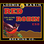 Loomis Basin Red Robin