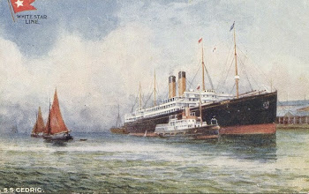 Photo: CEDRIC (CUNARD WHITE STAR LINE)
