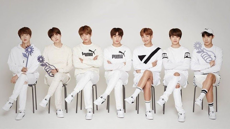 After 4 Years BTS Is Still Endorsing Puma, And Their Newest Style ...