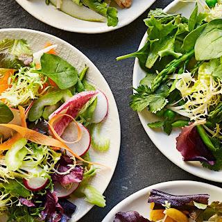 Green on Green Salad.
