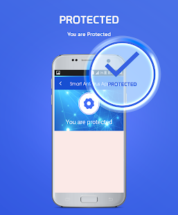 Smart Antivirus AppLock And Booster Screenshot