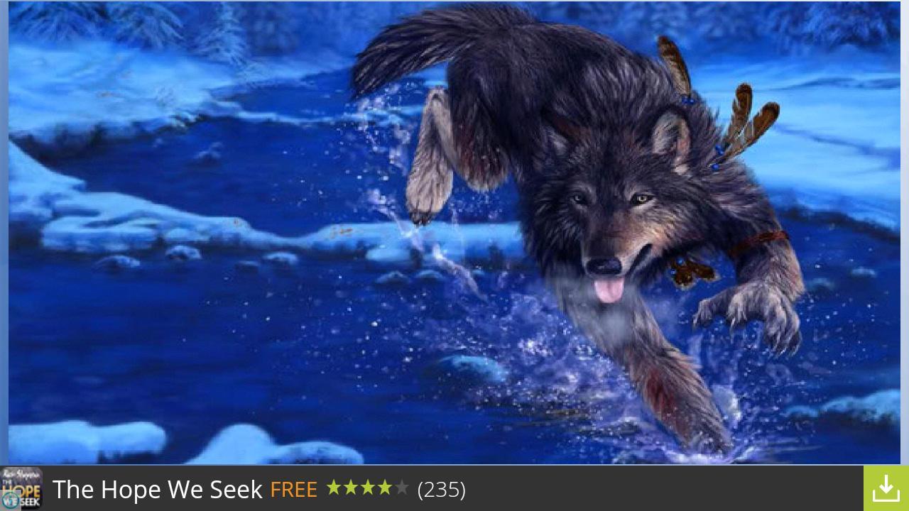 Nice werewolf - photo#7