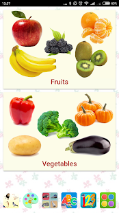 Fruits and Vegetables - náhled
