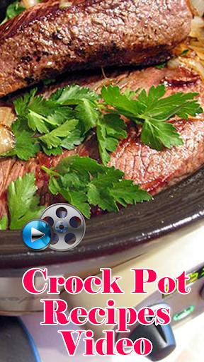 Crock Pot Recipes Video