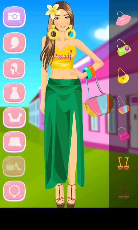 Fashion Girl Brazil- screenshot