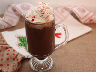 Hot Chocolate Peppermint Mocha Recipe