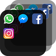 Shadow Accounts - Dual Apps && Parallel Double Face