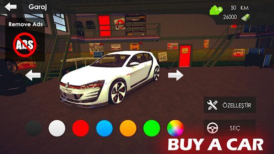 Luxury Car City - Open World Driving & Drift for PC-Windows 7,8,10 and Mac apk screenshot 3