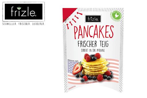 Bild für Cashback-Angebot: frizle American Pancakes - Frizle