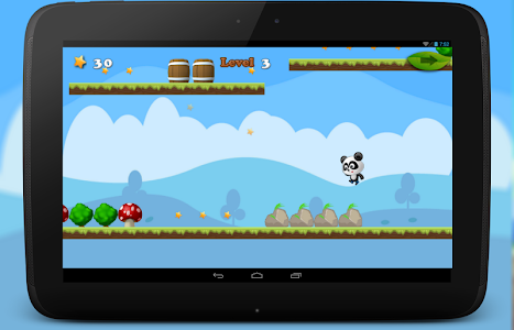 Jungle Panda Run Legend Dash screenshot 17