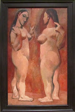 Photo: Pablo PICASSO - Two nudes