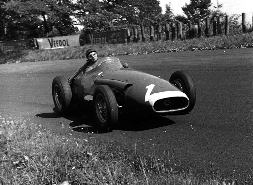 Maserati has not been in F1 since the 1950s with its 250F.   Picture: NEWSPRESS UK