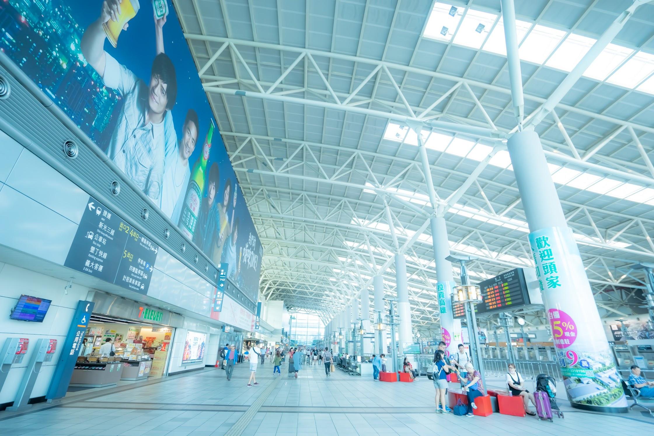 台湾 高雄 左營駅1