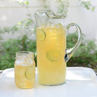 Quick and Easy Margarita Shandy.
