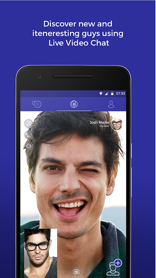 gay chatroulette app android